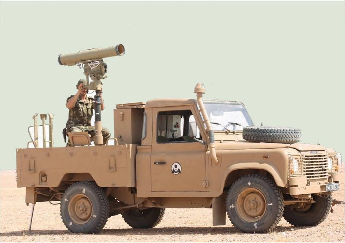 القوات البرية الجزائرية [  Missiles Anti-Chars ]   - صفحة 2 35261519483_4f0581f6e8_o
