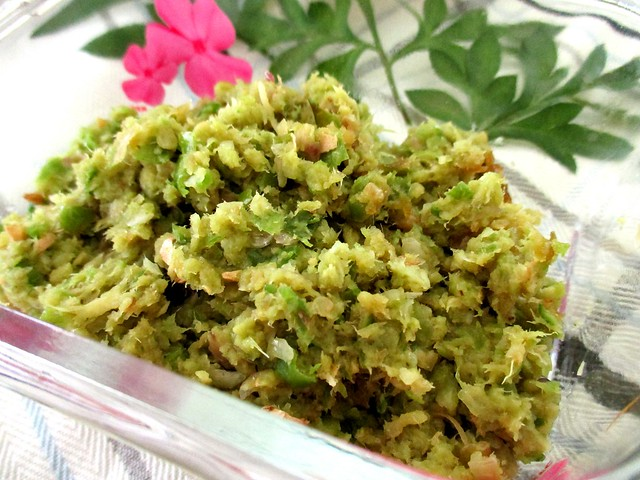 Sambal cabe ijo, my original recipe 1