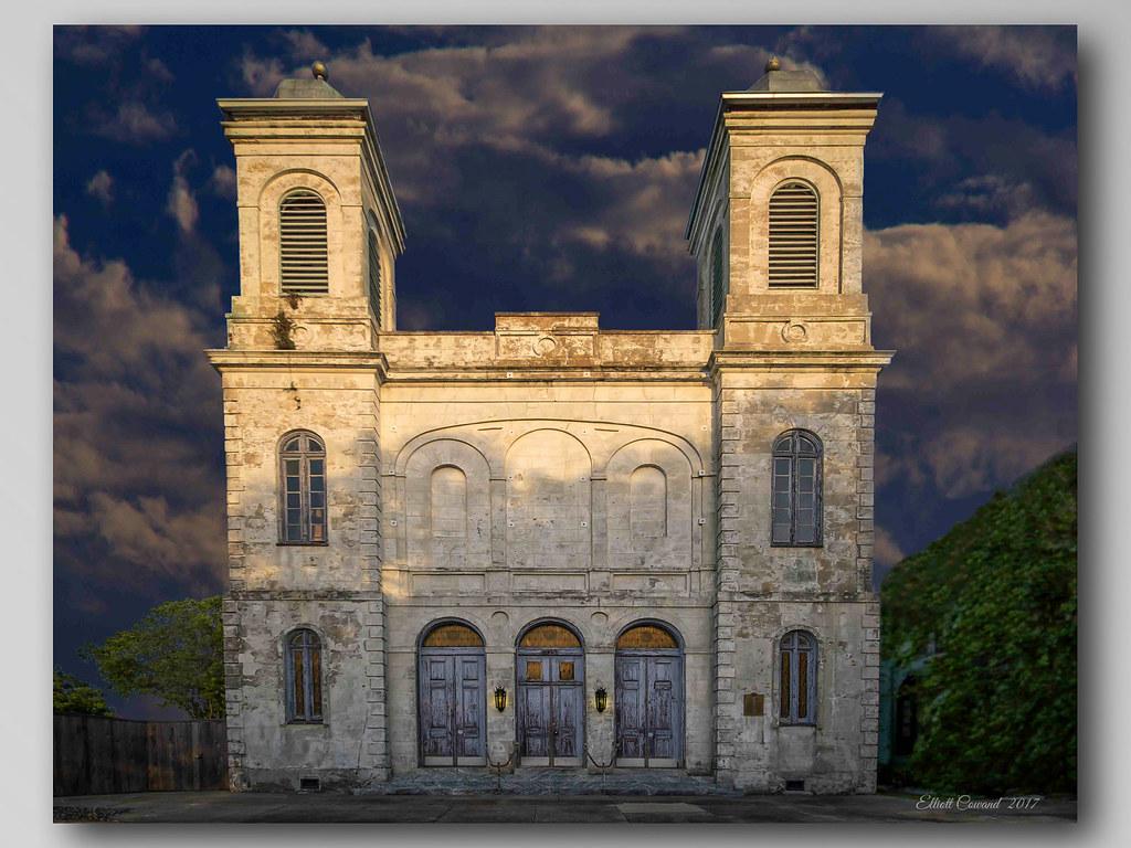 Captivating ... Marigny Opera House, New Orleans   By Elliott Cowand