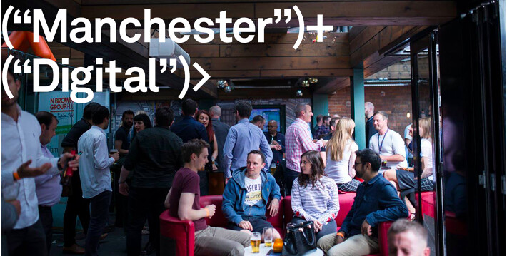 Manchester Digital members at the 2017 summer barbecue