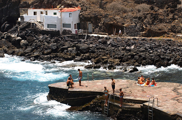 Jaca, summer, Tenerife