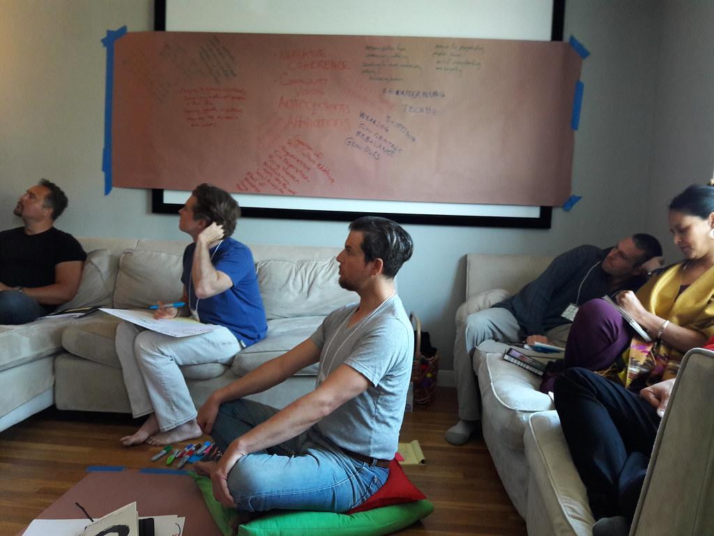 Ceptr holochain narrative generation | ann & ed visit the ceptr re