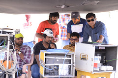 Darshakudu Movie Working Stills