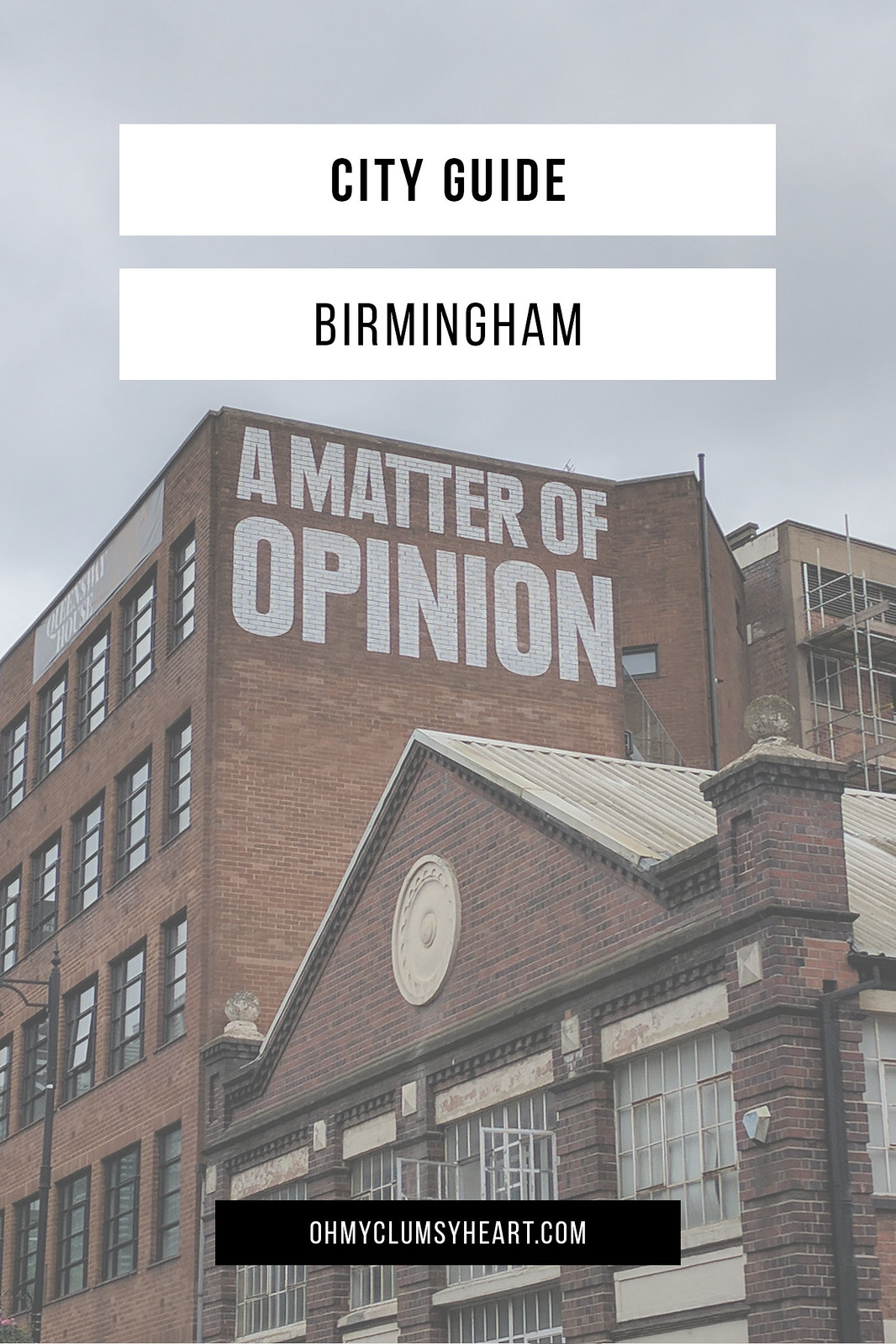 City Break: Birmingham