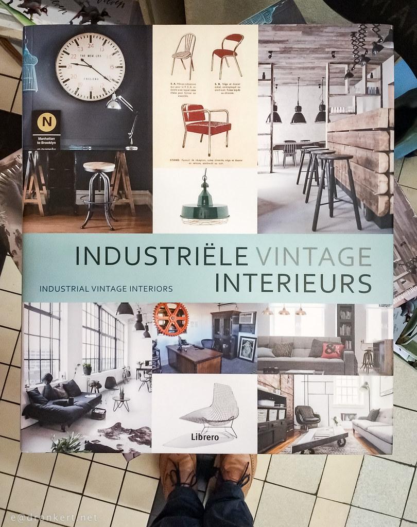 Librero - Industriële vintage interieurs | Industrial Vintag… | Flickr