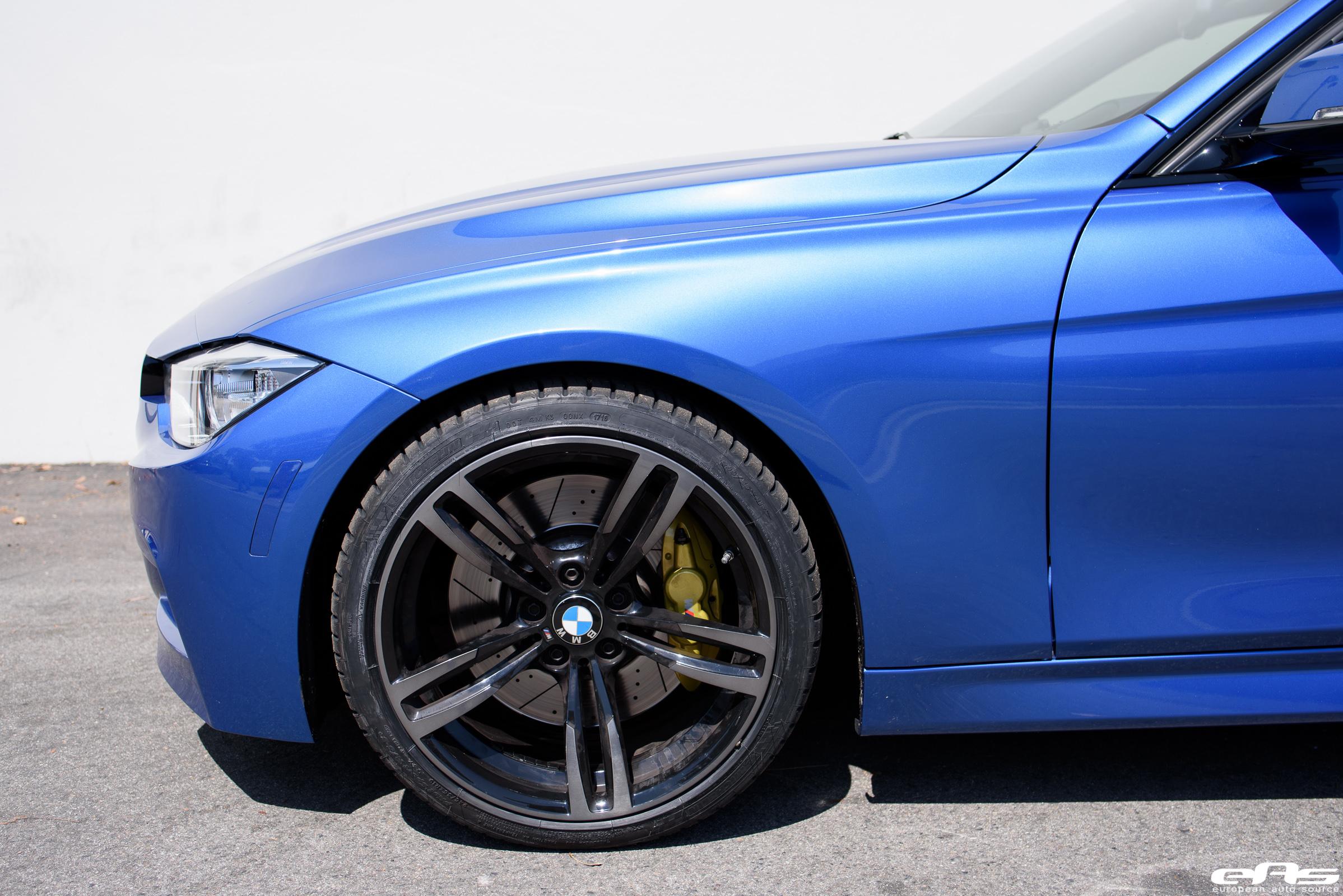 Estoril Blue F30 335i Dinan M Performance Bmw Performance Parts Amp Services