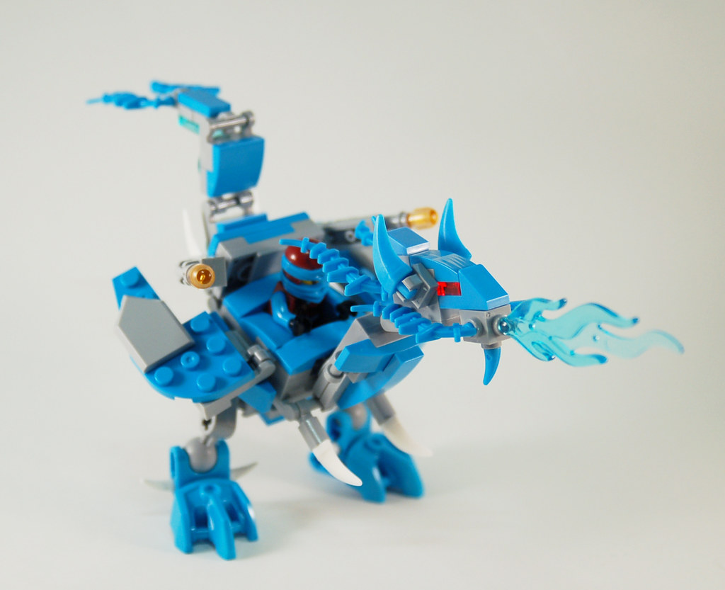 Dragon Armor - Battle Mode   Here it is, the one you've ...