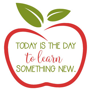 Today is the Day to Learn Something New | by savanasdesign