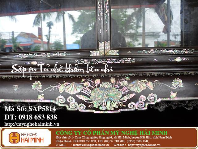 SAP5814s  Sap gu Tu che Kham Lien Chi  do go mynghehaiminh