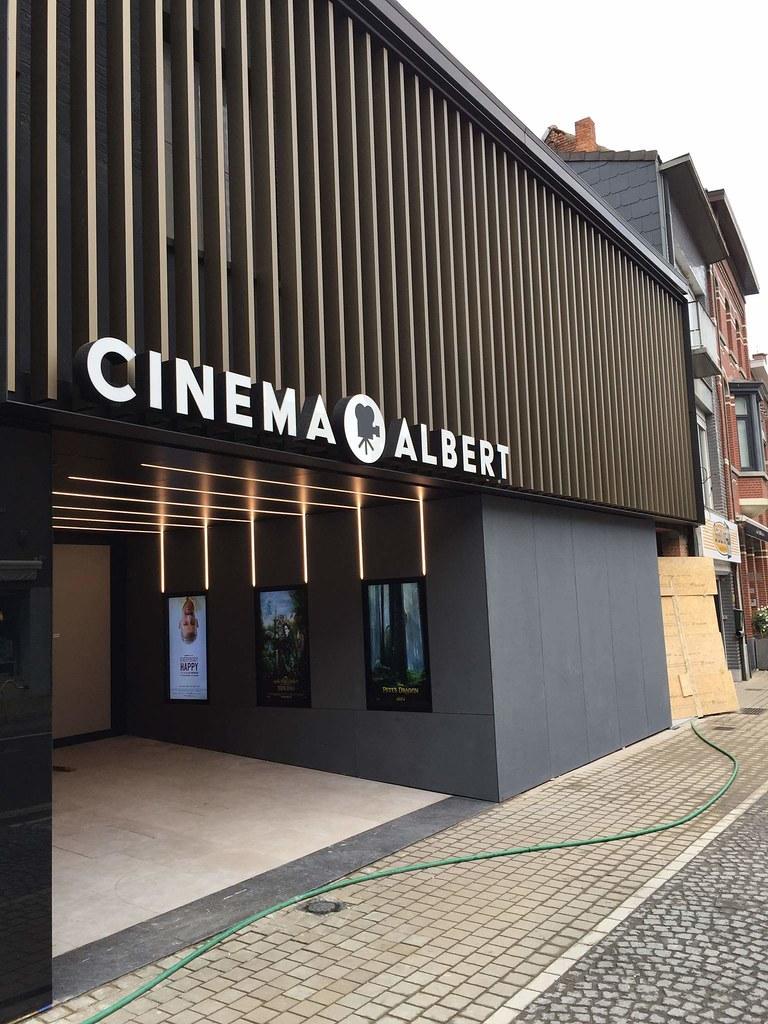 Www albert cinemas com