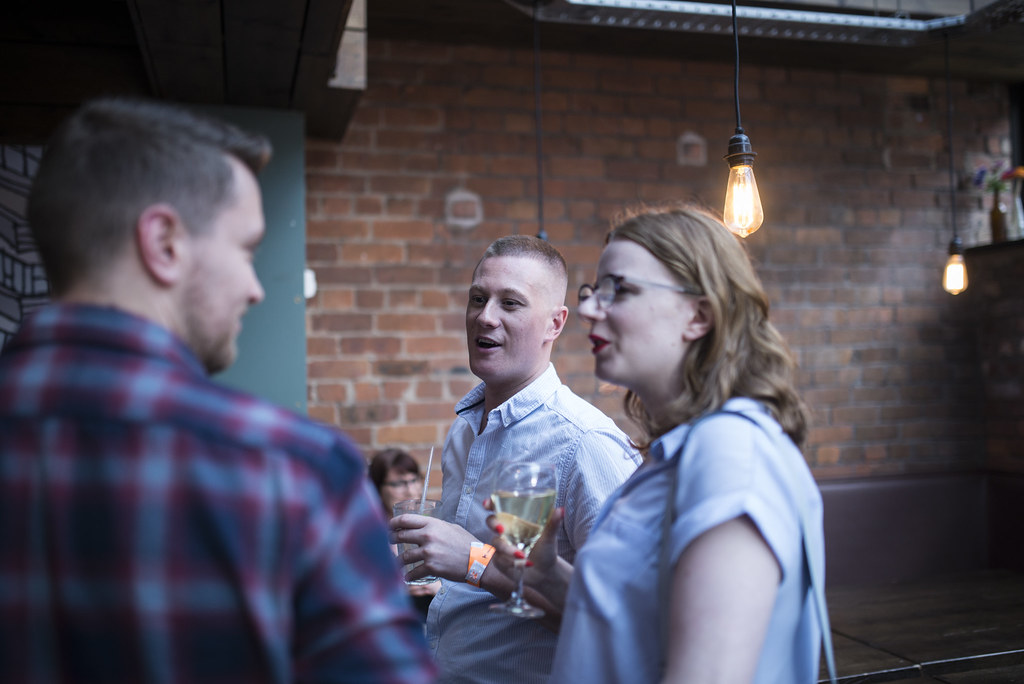 Manchester Digital Summer BBQ 2017