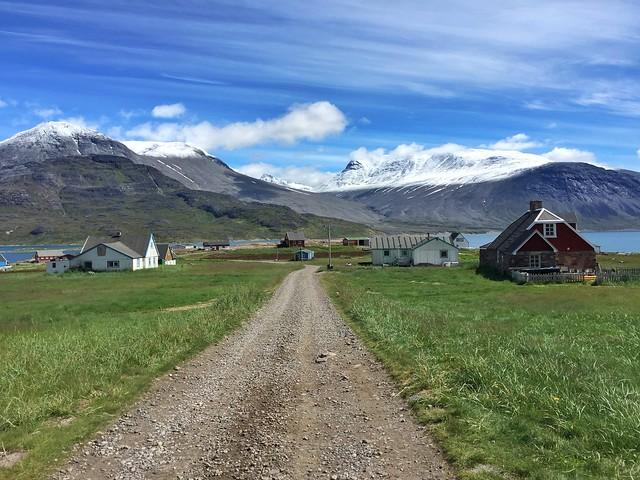 Igaliku, uno de los pueblos más bonitos de Groenlandia