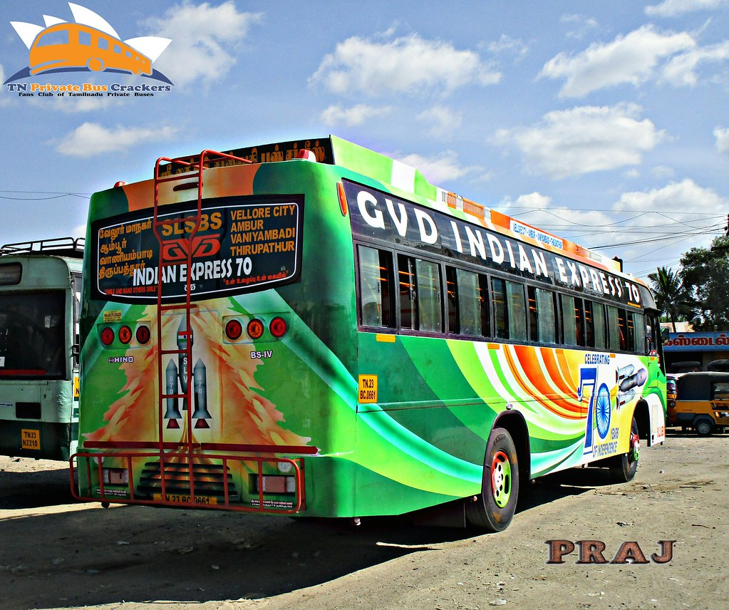 Tamil Nadu Buses - Photos & Discussion - Page 2549