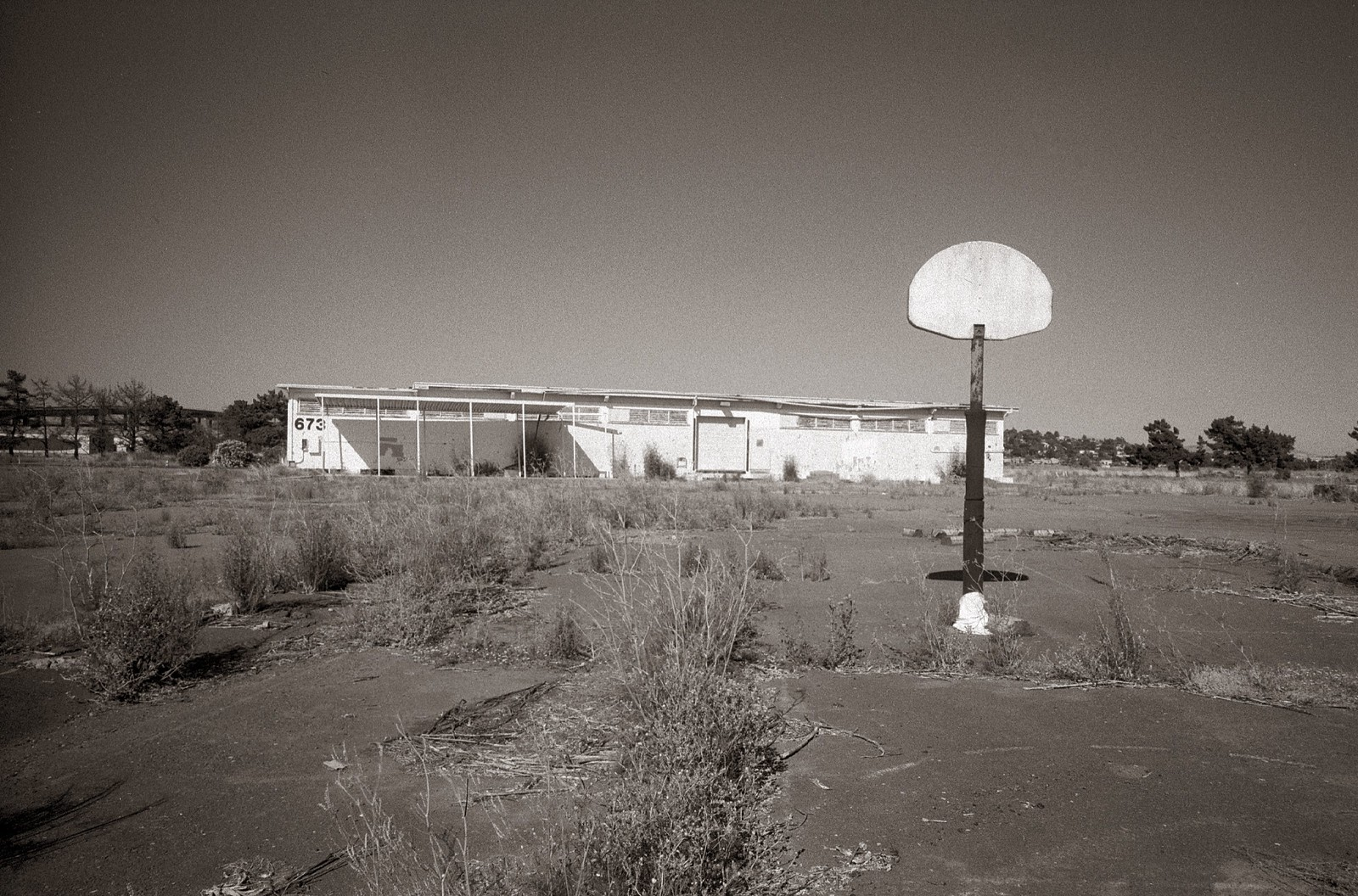 Basketball (Building 673) | by efo