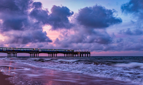 Boscome pier in May | by Anthony White