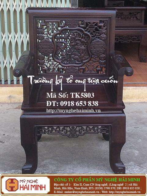 TK5803k  Truong ky to ong Tua Cuon  do go mynghehaiminh