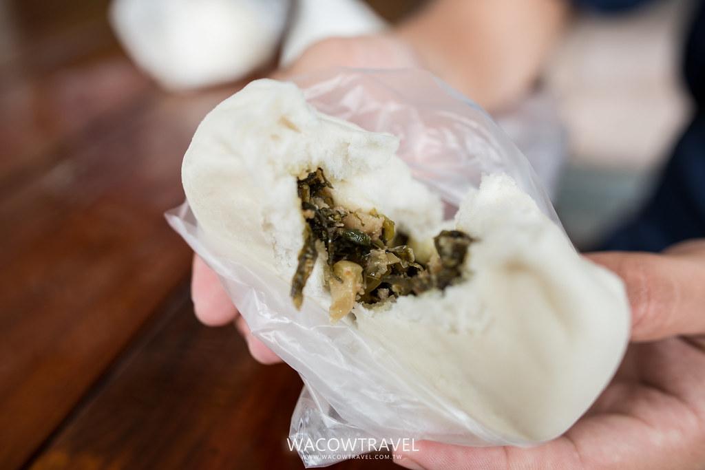 東河酸菜包