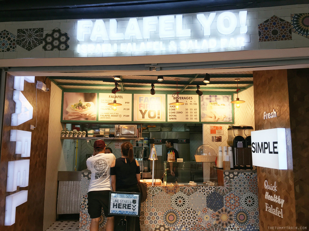 35984903662 8938fa4167 b - Eat or Retreat? Falafel Yo! at Greenbelt 3 Cinema Level