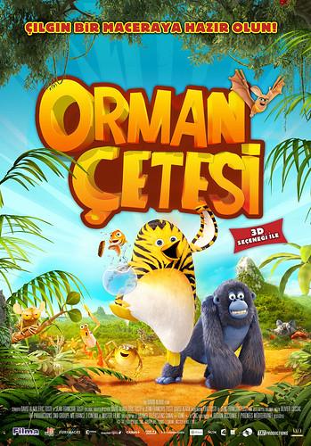 Orman Çetesi - Les As de la Jungle (2017)