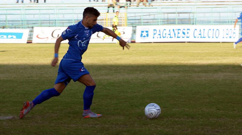Mirko Esposito, nuovo calciatore rossazzurro
