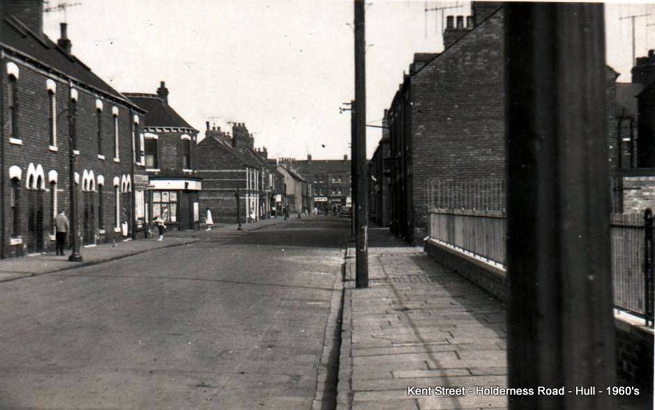 Kent Street - Holderness Road - Hull - 1960's | Tiger 2000 ...