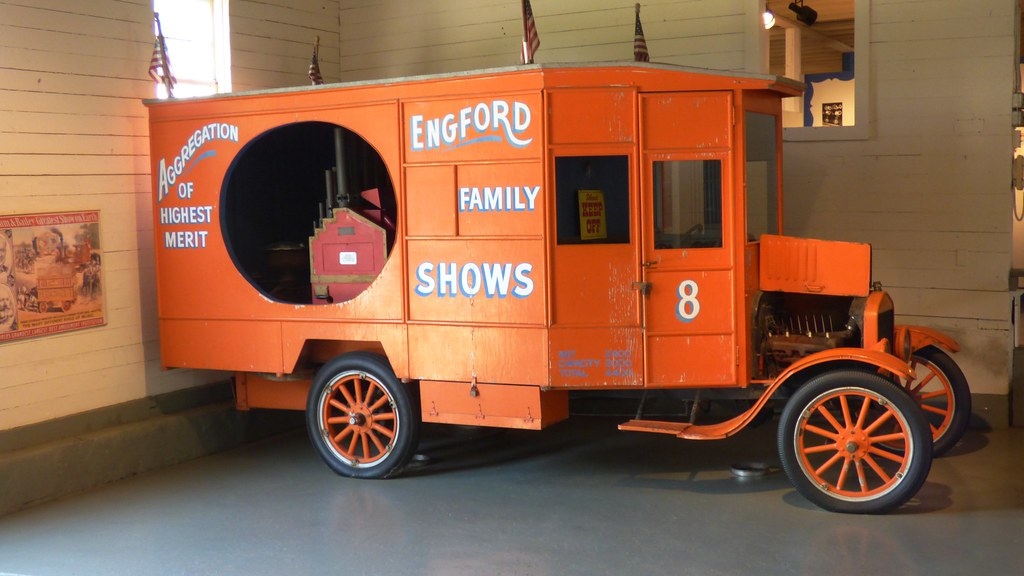 New Ford Truck >> Engford Family Shows Truck No. 8 | A 1921 Model T Ford ...