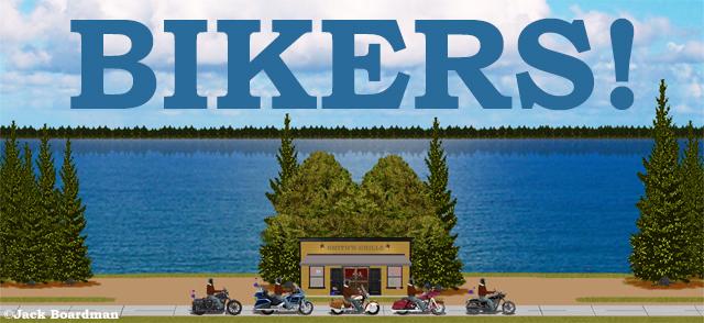 Bikers Banner