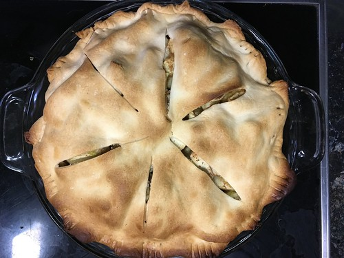 First Apple Pie of 2017! | by cogdogblog