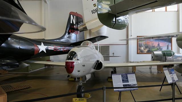 Lockheed F-80A-1-LO 'Shooting Star'
