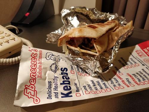 Ebeneezer's Kebab