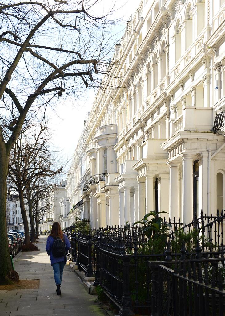 Paseando por Notting Hill