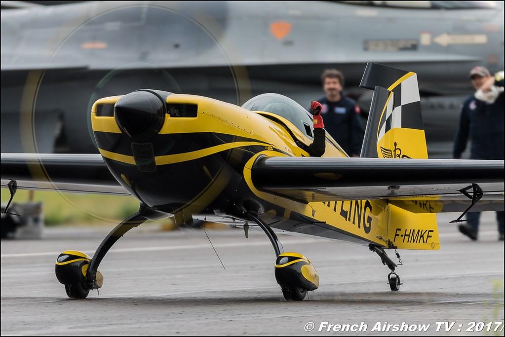 Mickael Brageo Extra EA-330SC - F-HMKF - Breitling , Meeting de France 2017 , Dijon longvic , Bleuciel Airshow, meeting aerien dijon 2017 , Meeting aerien de France a Dijon