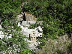La passerelle ruinée 286m du Poghju