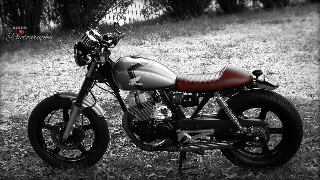 Cb  Two Fifty Cafe Racer