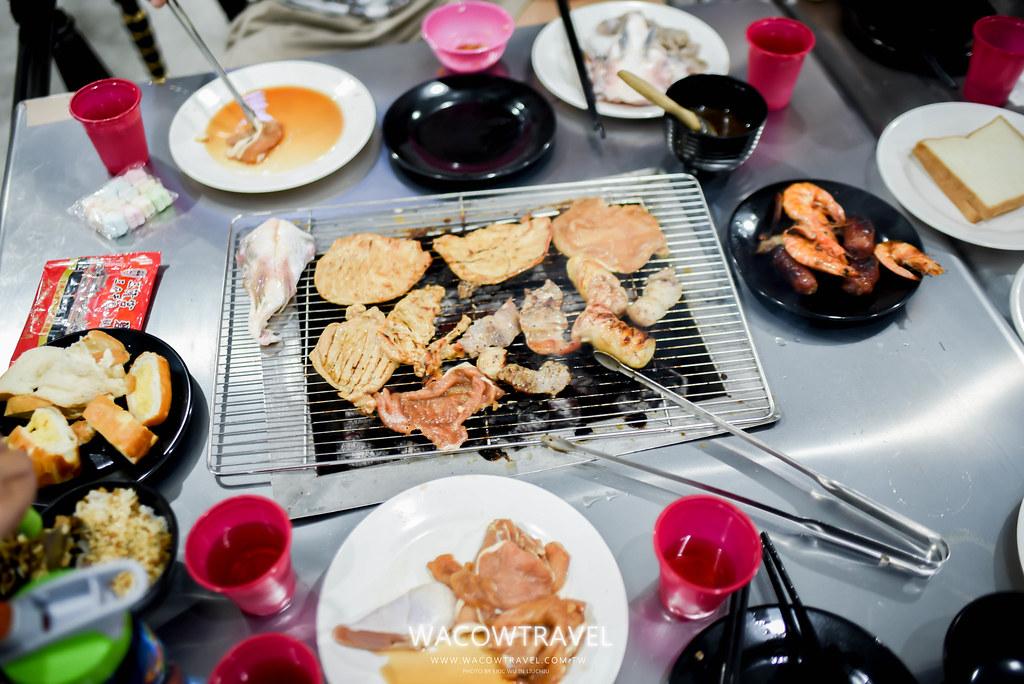 小琉球美食-筑安心燒物BBQ烤肉照