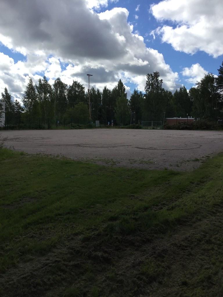 Kuva toimipisteestä: Kalajärven koulu / Hiekkakenttä