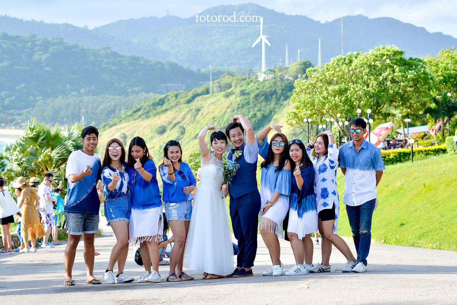 Saki & Akira Phuket - Pre Wedding Memories