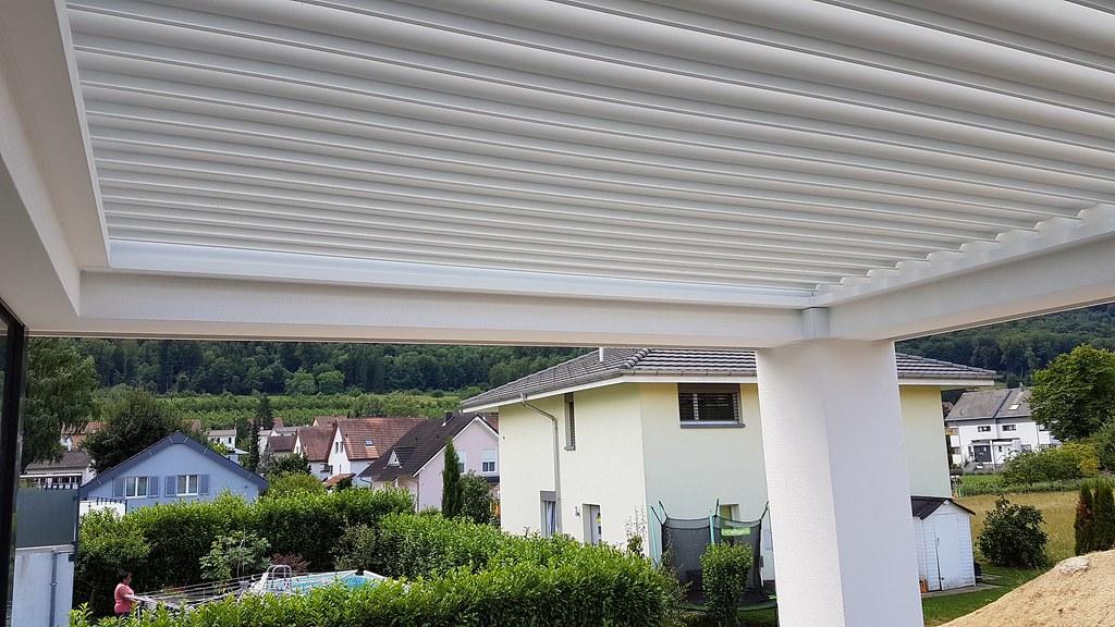 Pergola B200xl Lamellendach Outtec Brustor Terrassen Flickr
