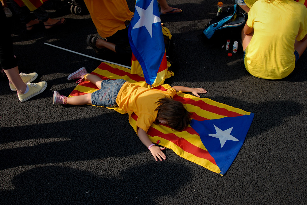 When Flags Wave | by Sergi_Escribano