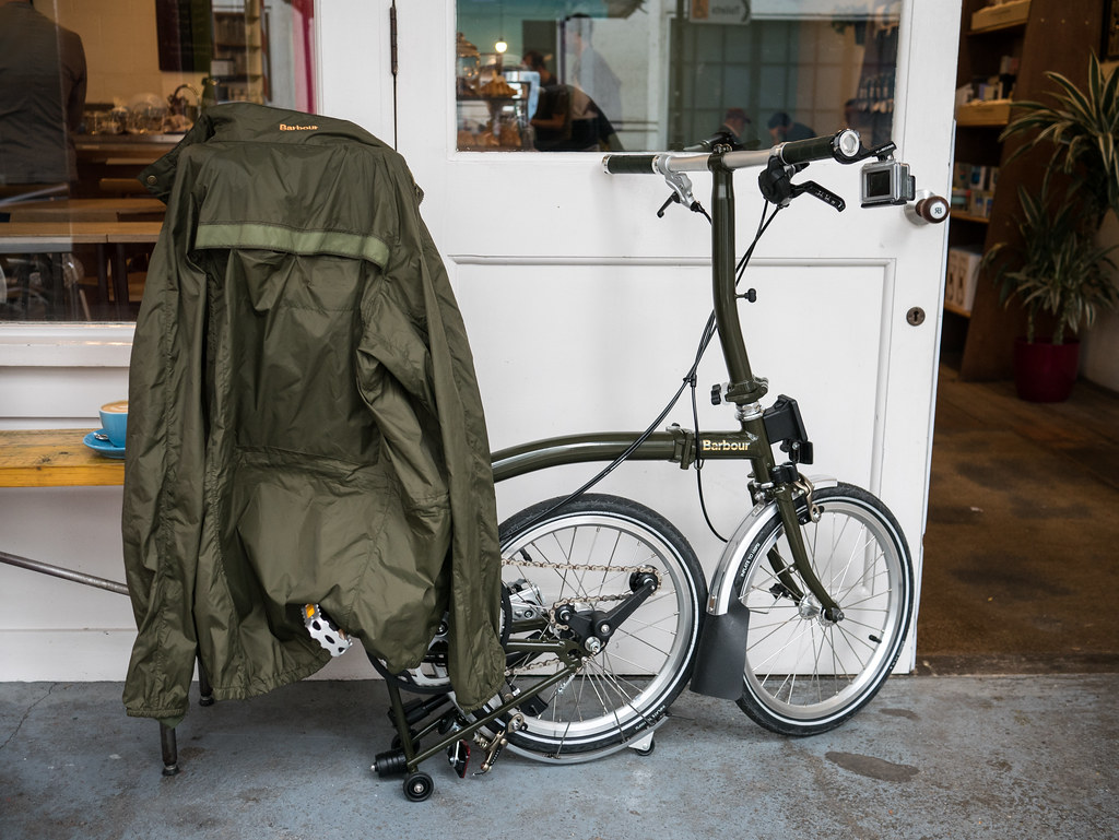 barbour-brompton-bike-velocitygirl-cycling-collaboration-prufrock-coffee