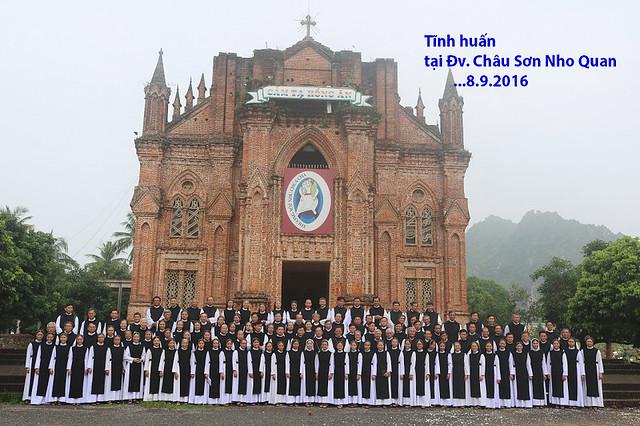Hội Dòng Xitô Thánh Gia Khai Mạc Năm Thánh Mừng Kỷ Niệm 100 Năm Thành Lập