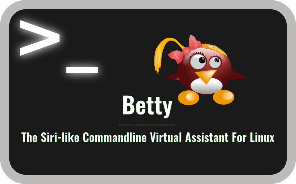 Betty-The-Siri-like-Commandline-Virtual-Assistant-1