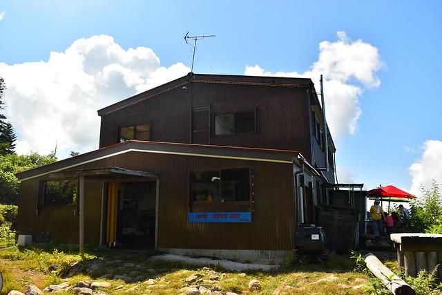 大日平山荘