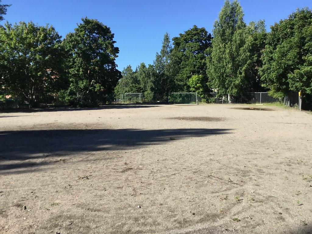 Kuva toimipisteestä: Viherkallion koulu / Hiekkakenttä