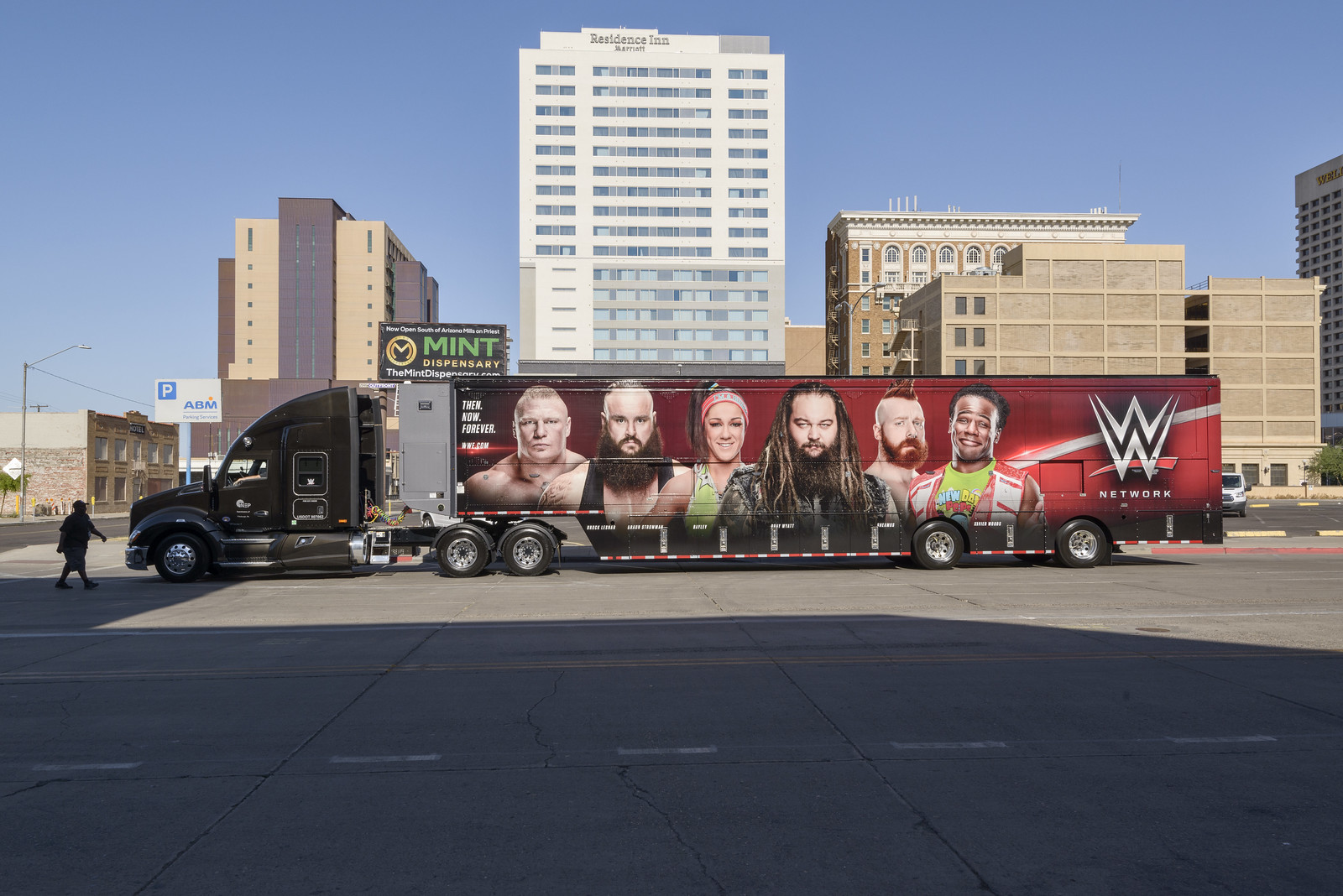 World Wrestling Entertainment Truck | by GC_Dean