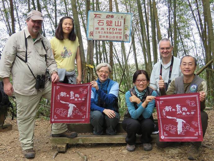 台灣鳥類監測與公民科學 3