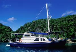 Ocean hunter liveaboard Palau