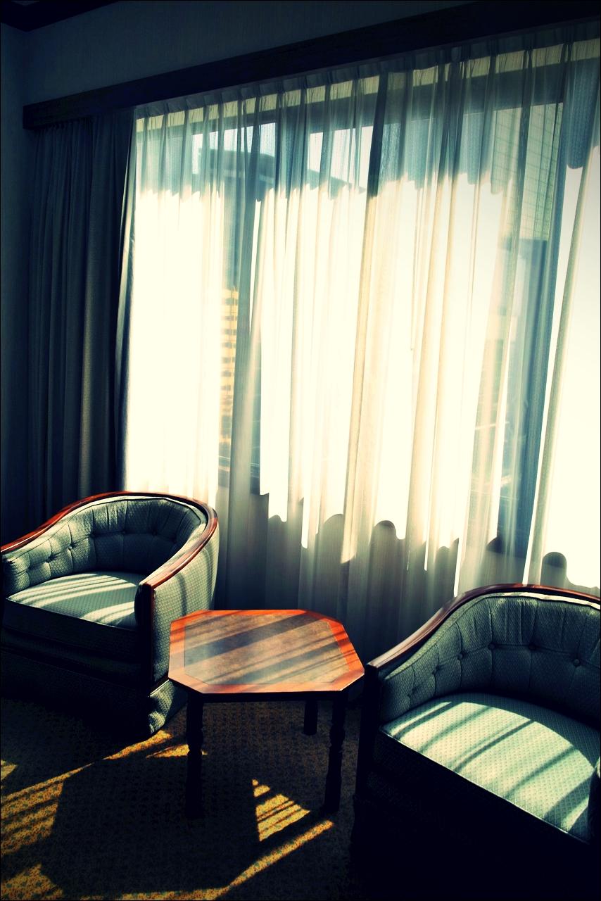 티 테이블 -'그랜드 라파 호텔 마카오 (Grand Lapa Hotel, Macau)'