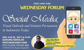 Social Media (Visual Dakwah and Islamist Persuasion in Indonesia Today)