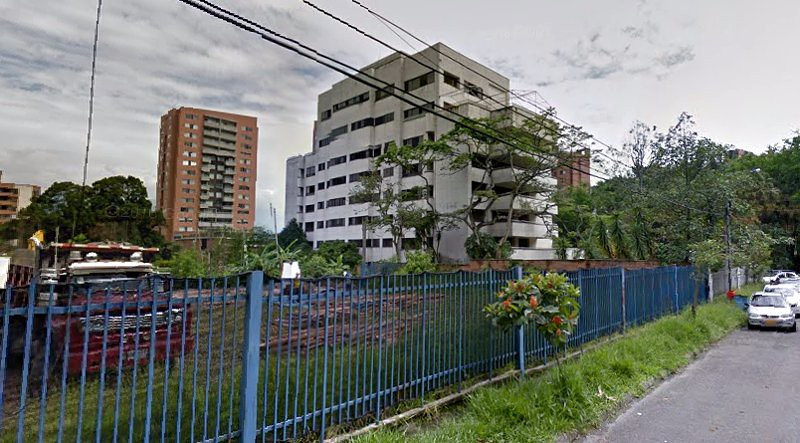Monaco Building Medellín